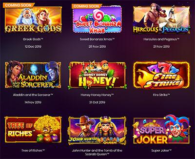Pragmatic Play Online Casino