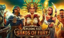 Kingdoms Rise Progressive Slot Series Now Available in Casino Las Vegas