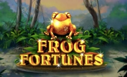 Thunderbolt Casino Launches New RTG Game 'Frog Fortunes' With Free Spins